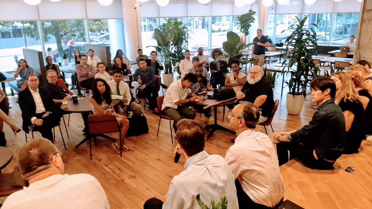 Startup Leadership's Startup Gauntlet in Washington, D.C.