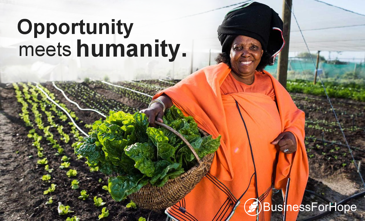 Introducing Business For Hope – The Official Philanthropy of World Advisory